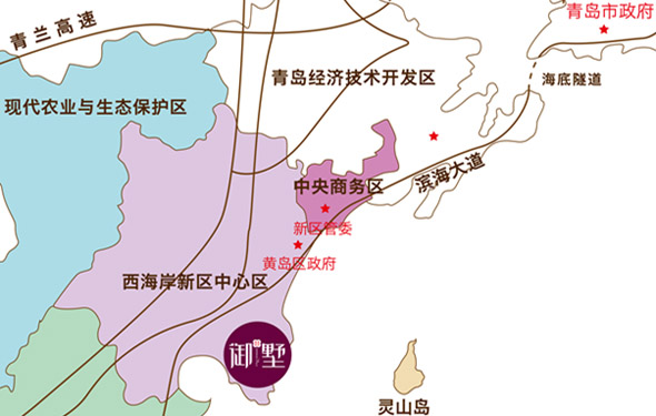 珠山秀谷位于大珠山景区旁 独揽12万㎡白鹭湖景区 可远眺灵山岛 是